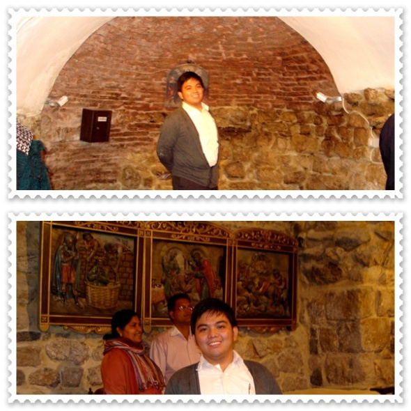 at St. Ananias Church