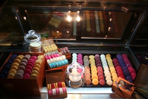 French Macarons at Cafe Macaron!!!