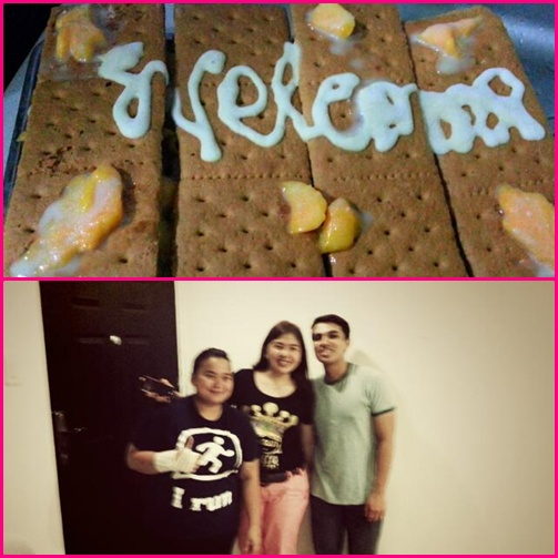 "The very ""sweet"" WELCOME! ♥"