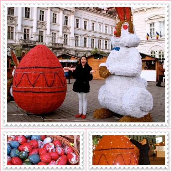 Easter in Romania