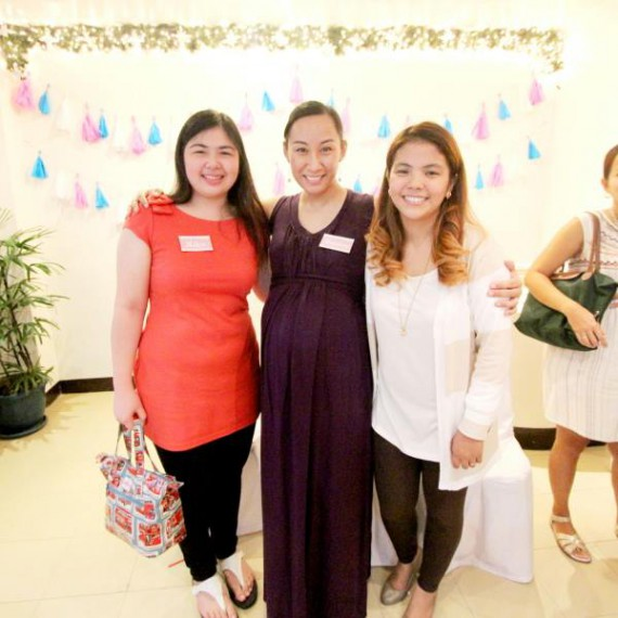 with Martine and Jam :) (photo courtesy of Share Movement's Facebook page)
