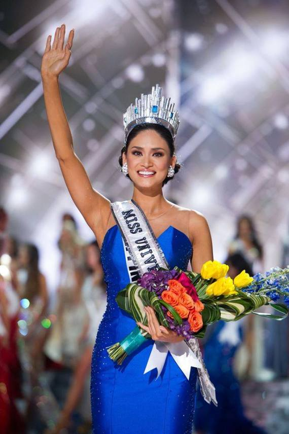 """Pia Wurtzbach Miss Universe 2015"" by Melvin Villacote - Own work. Licensed under CC BY-SA 3.0 via Wikipedia [click image]"
