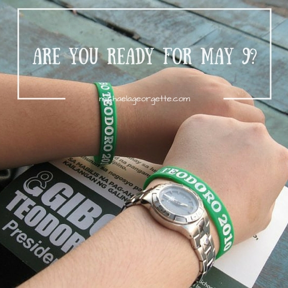 Are You Ready for May 9?